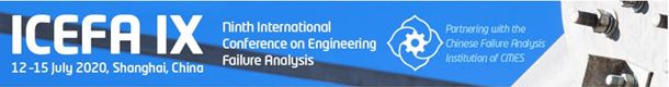Ninth International Conference on Engineering Failure Analysis (ICEFA IX)