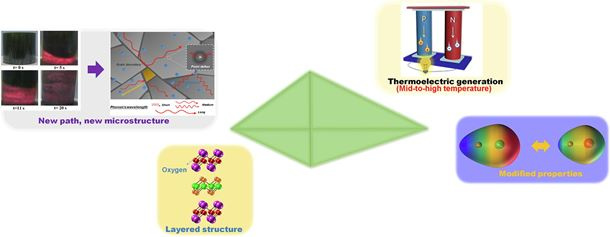 Layered oxygen-containing thermoelectric materials: Mechanisms, strategies, and beyond
