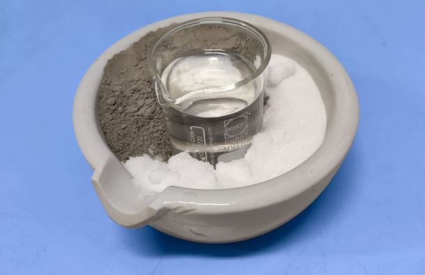 """Combination of cement, salt and water towards cheaper thermochemical energy storage""."