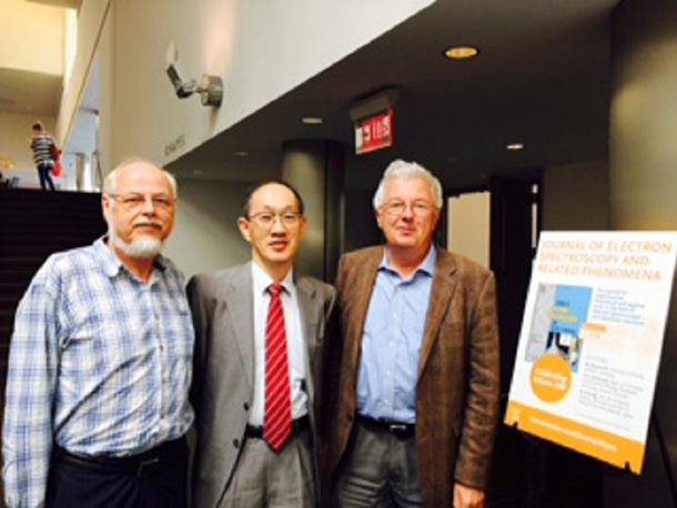 W. Eberhardt, N. Kosugi and A.P. Hitchcock, Editors of Journal of Electron Spectroscopy and Related Phenomena, in Stony Brook