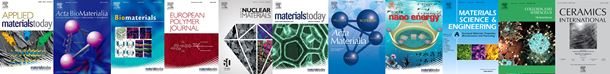 Materials Today Contributors: Articles