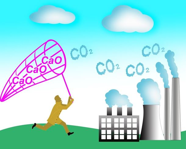 Capturing carbon dioxide, especially at the most significant industrial sources such as power plants, could significantly help limit global warming. Elsevier 2018