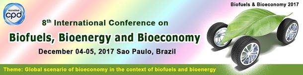 8th International Conference on Biofuels, Bioenergy & Bioeconomy